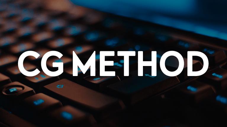 cg-method